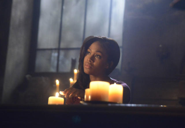 Abbie Mills - Sleepy Hollow