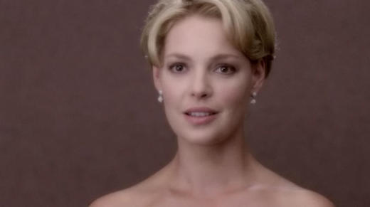 Izzie in the Afterlife?