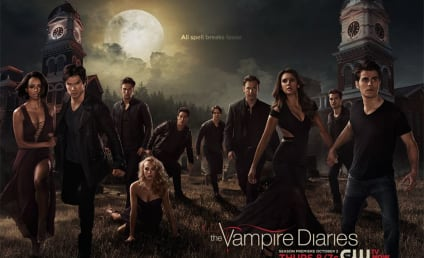 The Vampire Diaries Spoilers: Death, Drama and Delena!