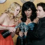 Katherine, Sara, T.R.