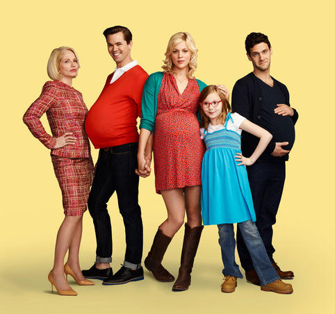 The New Normal Cast Photo