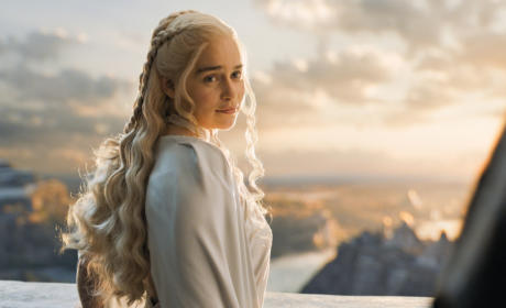 Dany in the Daylight - Game of Thrones Season 5 Episode 4