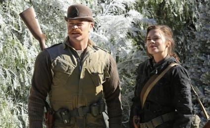 Marvel's Agent Carter Season 1 Episode 5 Review: The Iron Ceiling