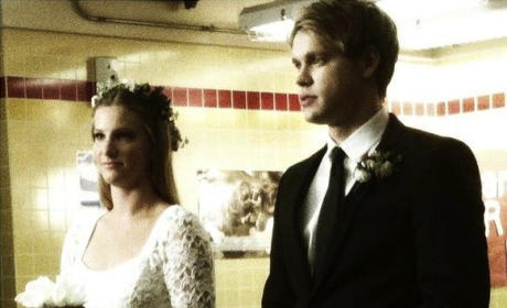 Glee Spoiler Alert: Who Will Get Married?