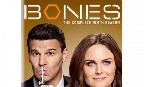 Bones Season 9 on DVD