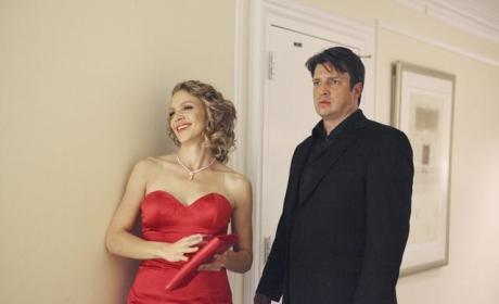 Castle Review: A Kiss for Kaye