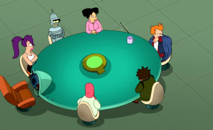 "Futurama Review: ""Cold Warriors"""