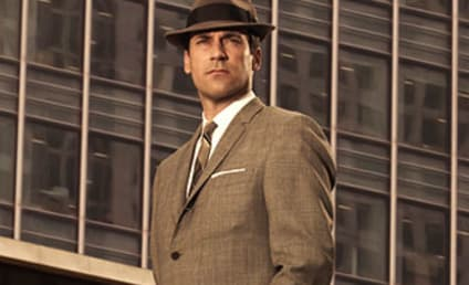 Mad Men Season Three Promo Pics, Preview