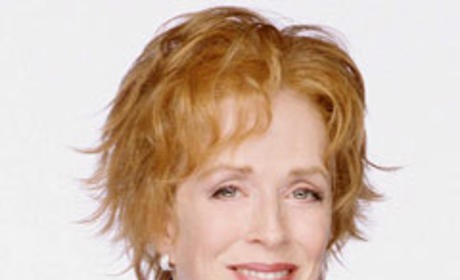 Holland Taylor as Evelyn Harper