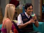 Penny Makes Raj Drink