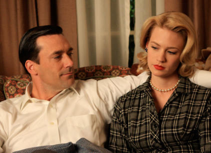 Watch Mad Men Season 3 Episode 2 Online