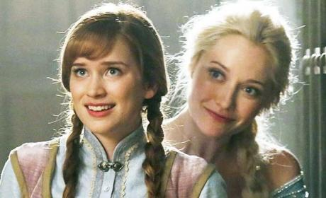 Once Upon a Time First Look: Hello, Anna!