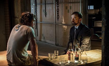 Bratva Blues - Arrow Season 5 Episode 3