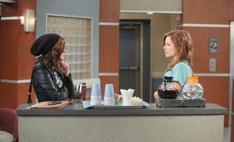 Melanie's Investigation - Days of Our Lives