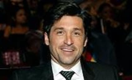 Patrick Dempsey Happy to Be Back