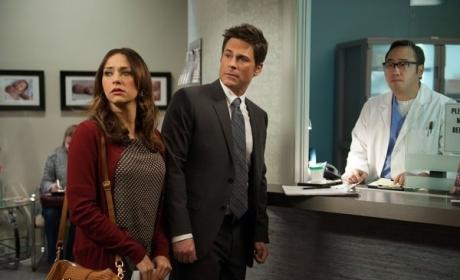 Parks and Recreation: Rob Lowe and Rashinda Jones Returning!