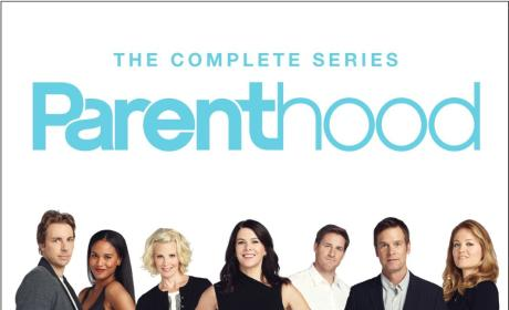 Parenthood Complete Series DVD