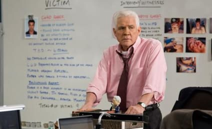 Major Crimes Review: Butting Heads