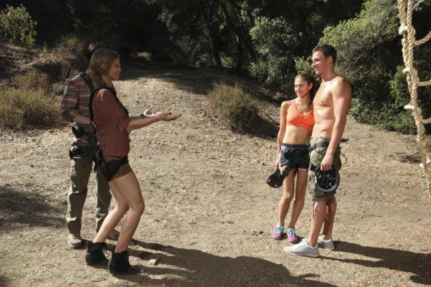 Ryan Lochte on 90210