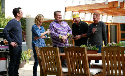 Modern Family Season 6 Episode 19 Review: Grill, Interrupted
