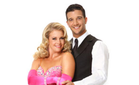 Mark Ballas Totally Crushed on Melissa Joan Hart