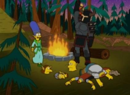 Watch The Simpsons Season 18 Episode 17 Online