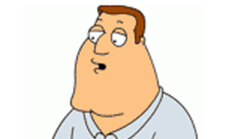 Joe Swanson Picture