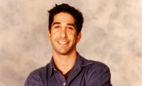 Ross Geller Picture