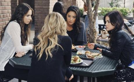 Pretty Little Liars Review: The Secret, and Doctor, Are Out...
