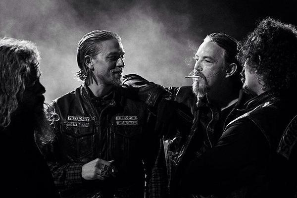 Up in Smoke - Sons of Anarchy