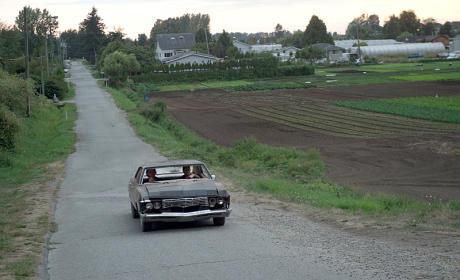 On the road again - Supernatural Season 11 Episode 4