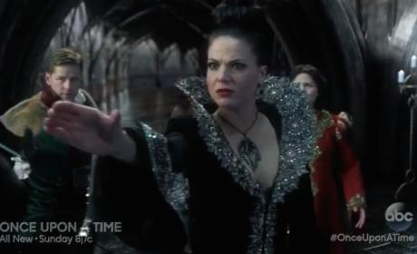 Once Upon a Time Clip - FREEZE!
