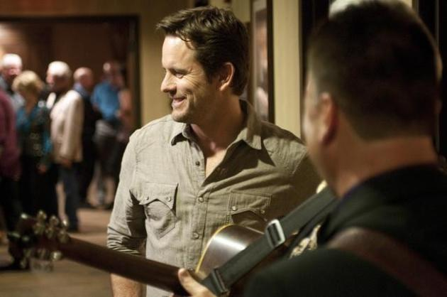 Charles Esten as Deacon