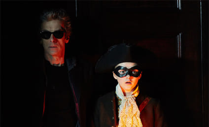 Doctor Who Season 9 Episode 6 Review: The Woman Who Lived