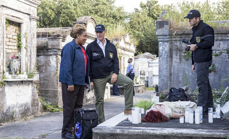 NCIS New Orleans Season 1 Episode 6 Review: Master of Horrors