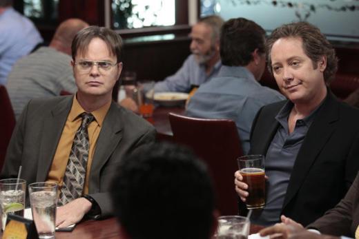 Dwight and Robert California