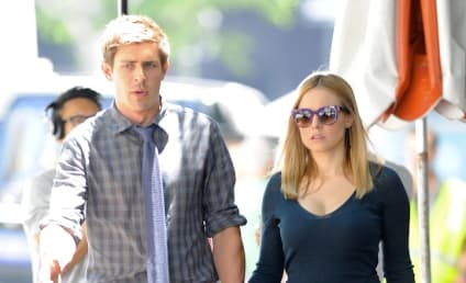 Veronica Mars Movie Shocker: Who's Holding Hands?