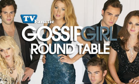 "Gossip Girl Round Table: ""Riding in Town Cars With Boys"""