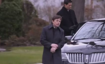 Michael J. Fox Returns: The Good Wife First Look!