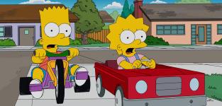The Simpsons Season 26 Episode 19 Review: The Kids Are All Fight