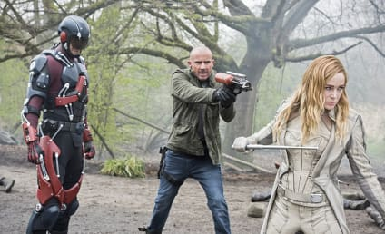 DC's Legends of Tomorrow Season 1 Episode 16 Review: Legendary