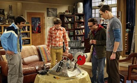 "The Big Bang Theory Recap: ""The Killer Robot Instability"""