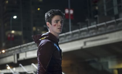 The Flash Season 1 Episode 9 Review: The Man in the Yellow Suit
