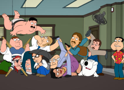 Watch Family Guy Season 11 Episode 16 Online