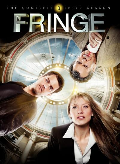 Fringe Season 3 DVD