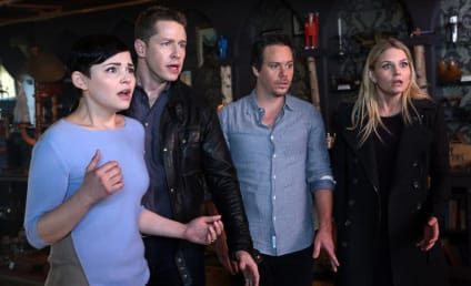 TV Ratings Report: Good Wife, Once Upon a Time Dip