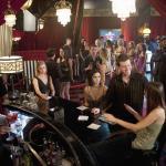 Emily at the Bar