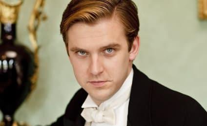 Dan Stevens Confirms Departure from Downton Abbey
