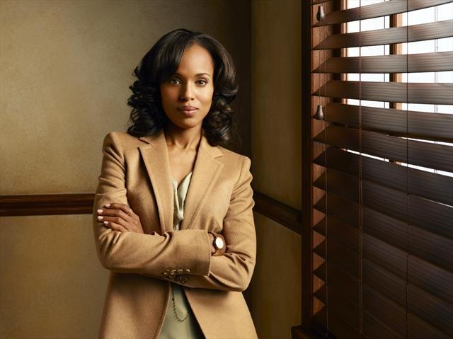 Kerry Washington (Olivia Pope)