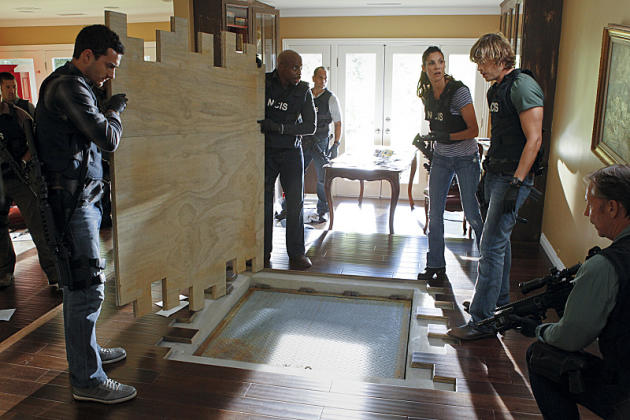 Kensi and Deeks Investigate